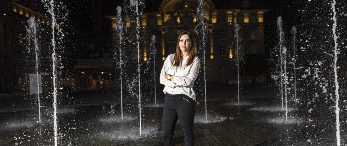 Michelle Stalder